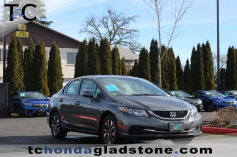 Used Honda Civic Sedan EX
