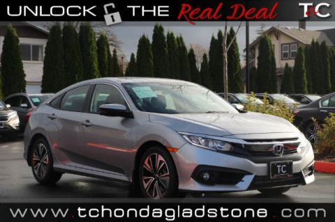 New Honda Civic Sedan EX-T