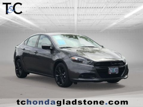 Used Dodge Dart SXT Sport Blacktop