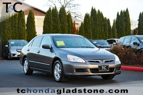 Used Honda Accord Sedan EX-L