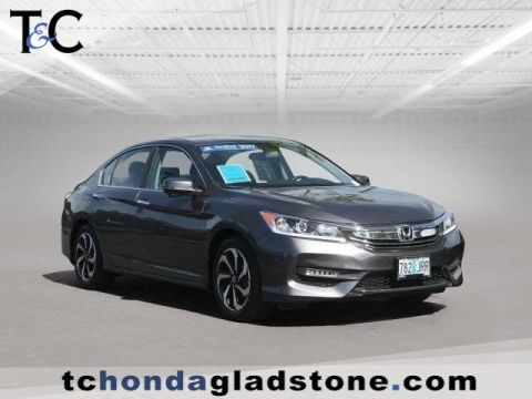 Certified Used Honda Accord Sedan EX-L