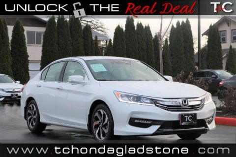 New Honda Accord Sedan EX-L w/Navigation & Honda Sensing
