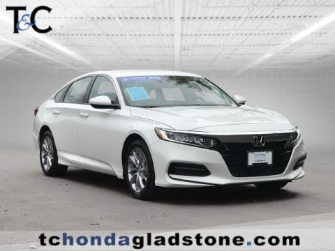 Certified Used Honda Accord Sedan LX