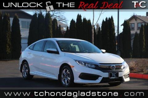 New Honda Civic Sedan LX