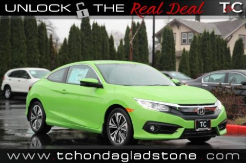 New Honda Civic Coupe EX-L
