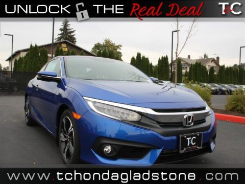New Honda Civic Coupe Touring
