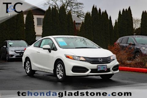 Used Honda Civic Coupe LX