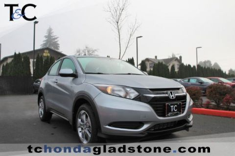 Certified Used Honda HR-V LX