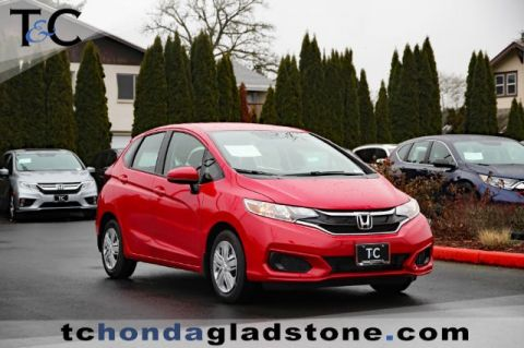 New Honda Fit LX w/ Honda Sensing