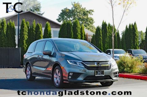 New Honda Odyssey EX-L w/Navigation & Rear Entertainment