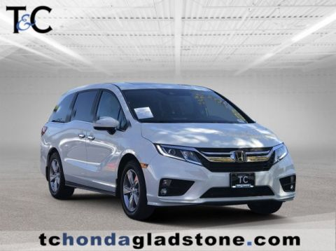 New 2019 Honda Odyssey EX-L w/Navigation & Rear Entertainment