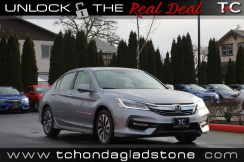 New 2017 Honda Accord Hybrid Touring With Navigation