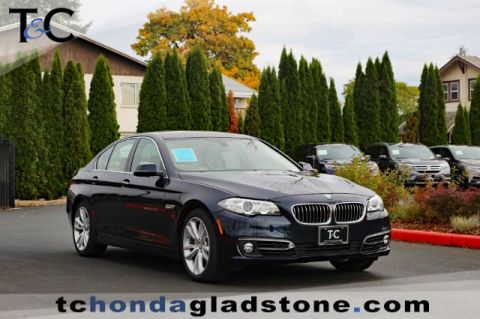 Used BMW 5 Series 535d